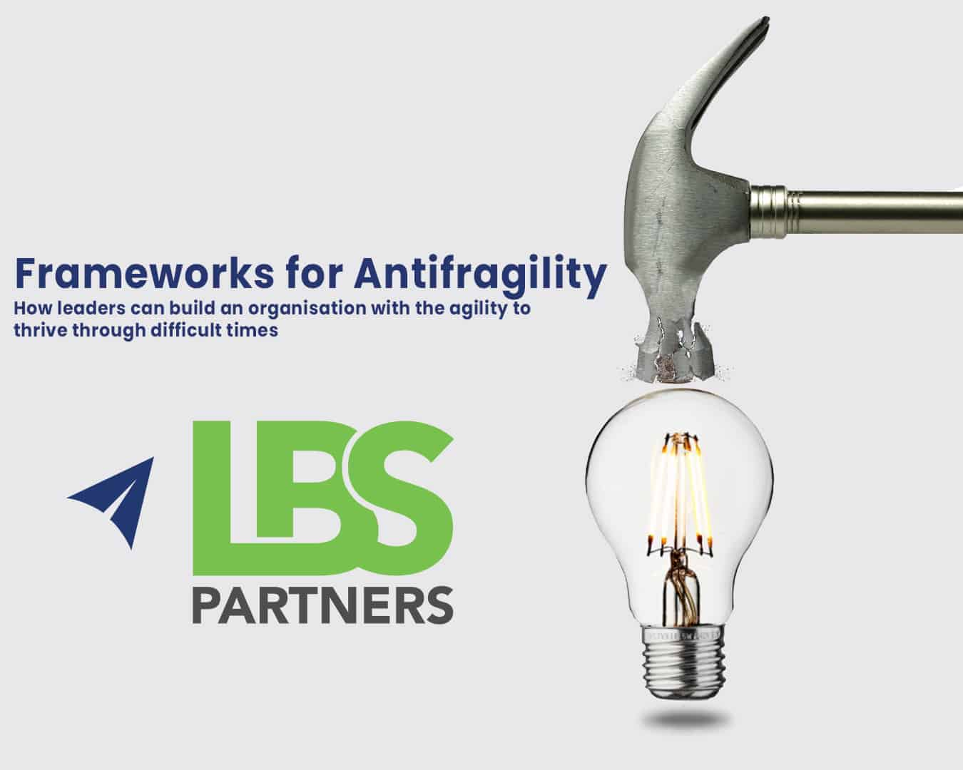 Frameworks for Antifragility
